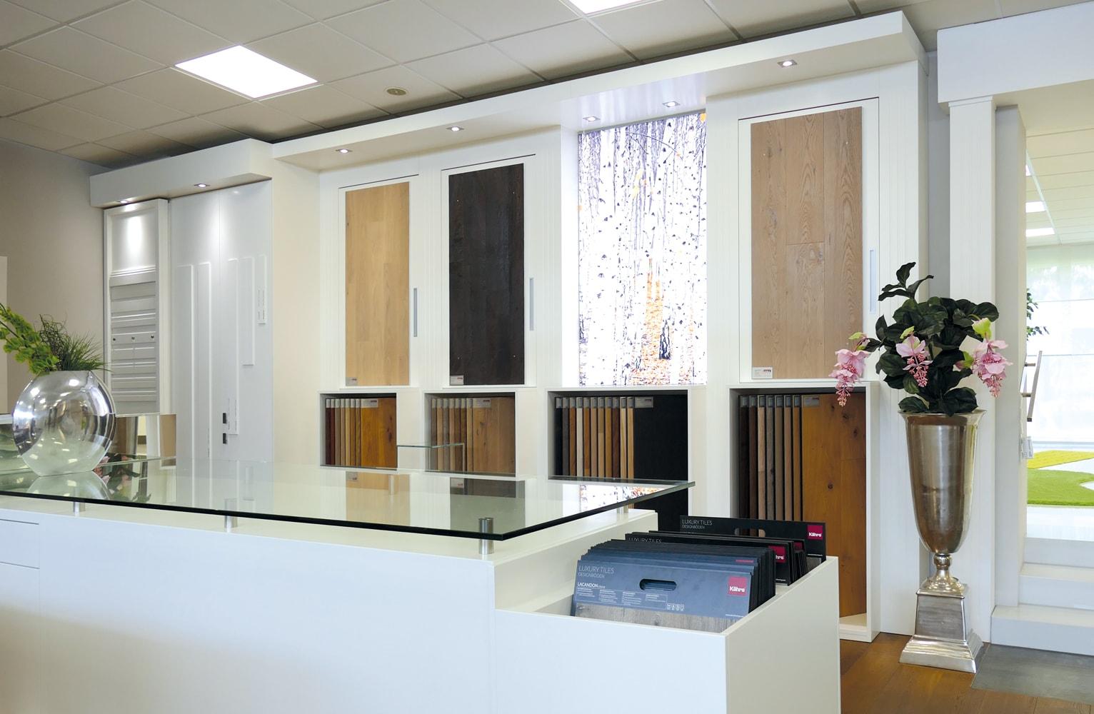 Unser Showroom in Haan
