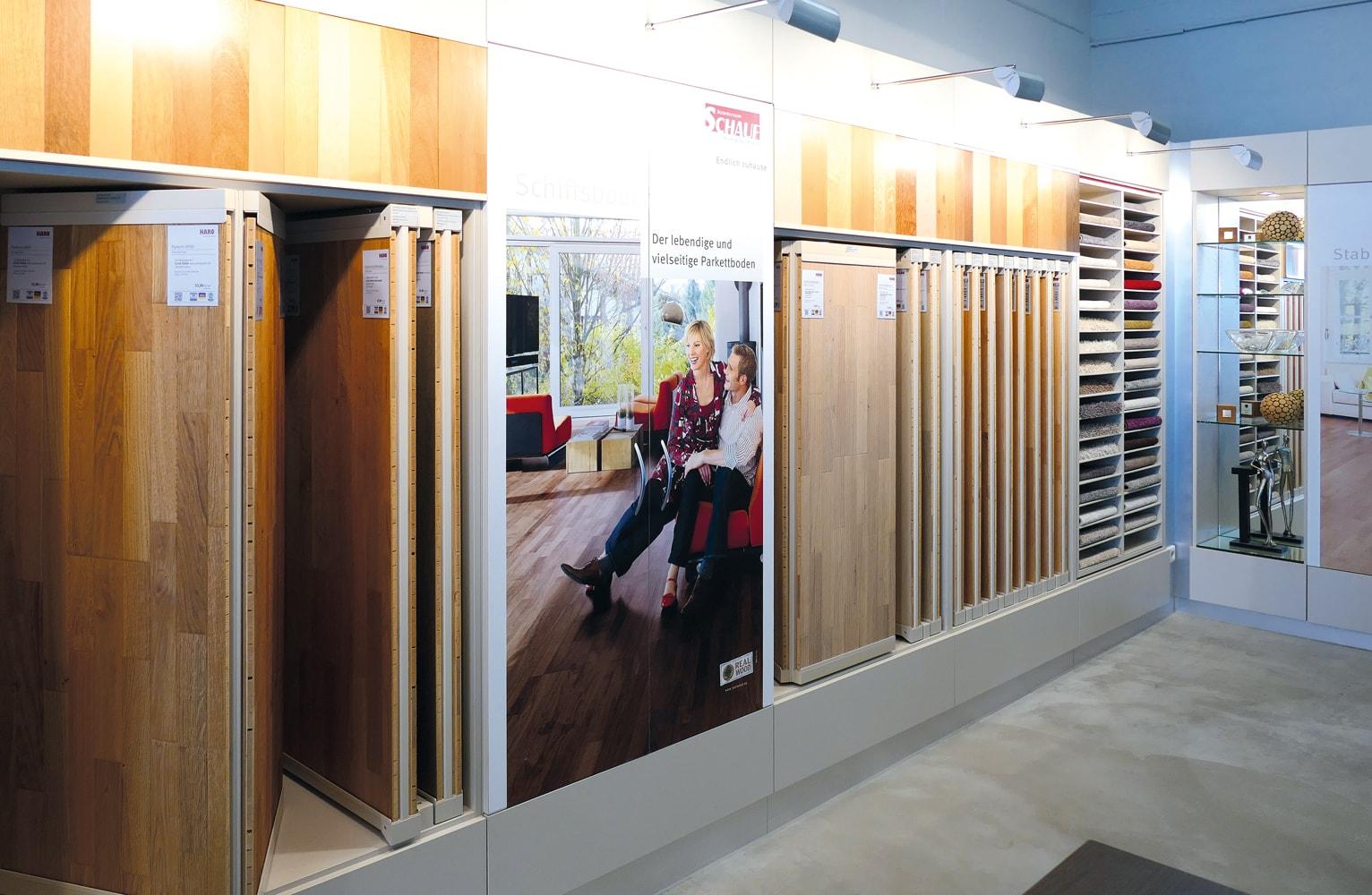 Unser Showroom in Solingen